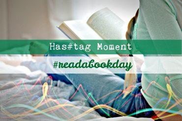 #readabookday