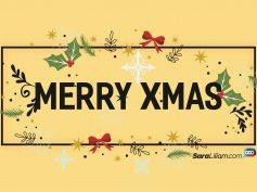 Merry Xmas – Feliz Natal!