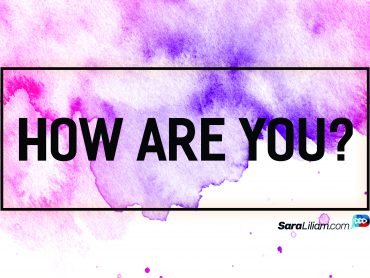 """Como perguntar e responder """"How are you?"""""""